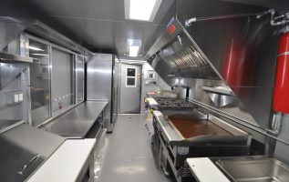 Fused Catering Food Truck