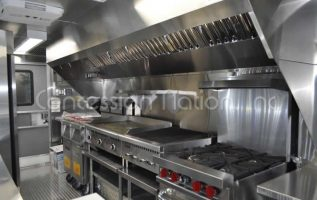 Home Food Trucks Fast Food Truck Mobile Kitchens